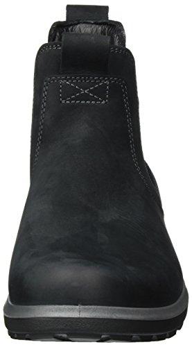 Ecco Whistler, Bottes Chelsea Homme Noir (Black)
