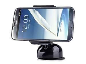 TaoTronics® Handyhalter Universal Halterung Auto Halter KFZ Handyhalterung für. iPhone 5 4S/4 Samsung Galaxy S4 NoteII HTC Nokia Blackberry Smartphone