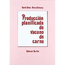 Producción planificada de vacuno de carne
