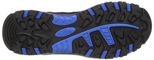 CMP  Rigel, Chaussures de trekking et randonnée garçon Grau (GREY U862)