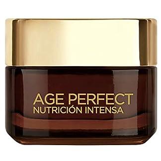 L'Oréal Paris Age Perfect Nutrición Intensa Crema Reparadora Día Pieles Maduras y Desnutridas – 50 ml