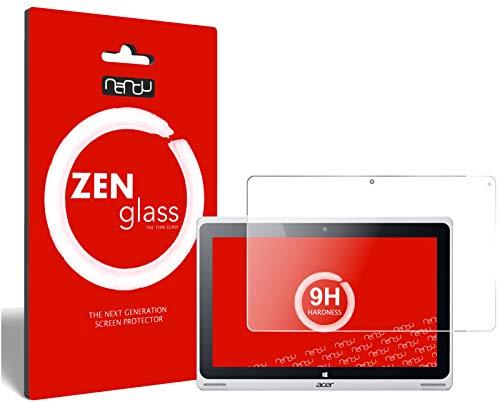 ZenGlass Flexible Glas-Folie für Acer Aspire Switch 10 Panzerfolie I Bildschirm-Schutzfolie 9H