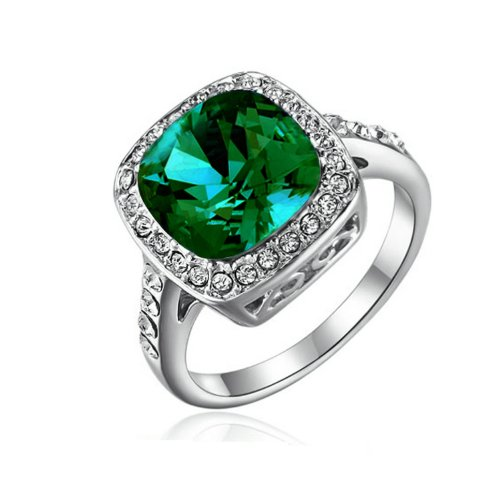 yoursfs-emerald-crystal-dress-rings-for-lady-18ct-white-gold-plated-women-jewellery-deep-blue-rings