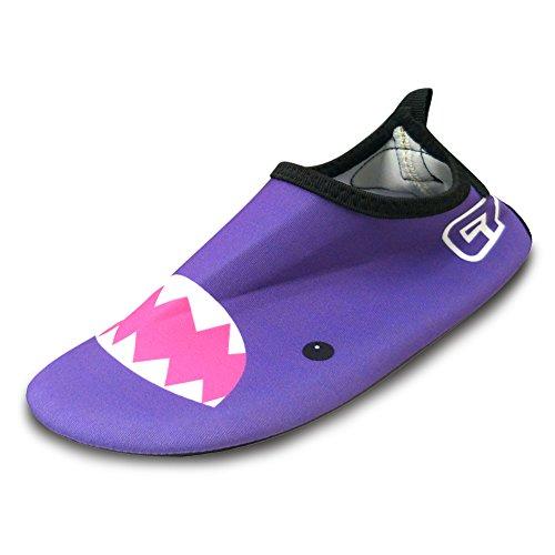 781e06ce Zapatos para Niño Niña Zapatos de Playa Bebe Zapatillas de Piscina ...