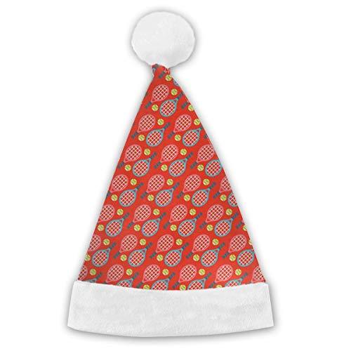 Golden French Horn Pattern Erwachsene & Kinder Weihnachten Weihnachtsmann Mütze Party Supplies Kostüm Xmas Decoration Fashion