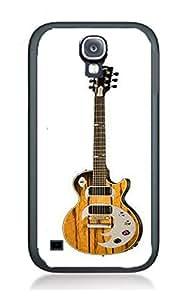 Case Schutzrahmen hülse Gibson Gitarre Gi13 Abdeckung für Sumsung Note3 Border Gummi Silikon Tasche Schwarz @pattayamart