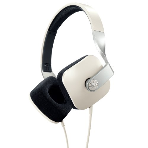 [Casa Agua Station] Original Yamaha dinámico Auriculares Active Color Blanco Tipo HPH-200 de M82 (Japan Import) (B)