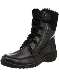 Ganter HANNA-STIEFEL, Weite H - botas de caño bajo de cuero mujer