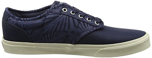 Vans Herren Mn Atwood Dx Sneakers Blau (C And L Palms Blue)