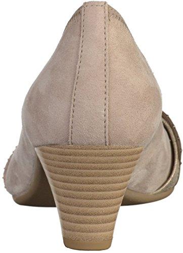 Gabor Damen Fashion Pumps Pink (puder/torba/mutaro 33)