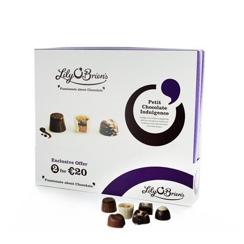 Lilie O'Briens Petit Luxus Schokolade Sammlung, 290 g