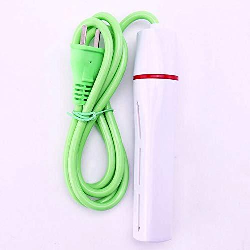 LAY Mini Elektro-Warmwasserbereiter Automatischer Abschaltschlafsaal Elektrisches Warmwasserbad Heißes Warmwasserknüppel Haushaltsfassheizung,2000W
