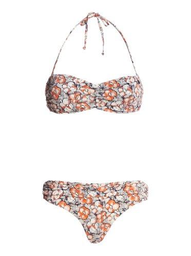 Quiksilver Damen Swimwear Minnie Roll Up, downunder floral, XS, KRWSM053-012-XS