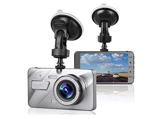 Hohe Qualität HD Driving Recorder, Nachtsicht, 4,0 Zoll IPS-Bildschirm, HD 1080P Auto-Kamera, 170 Grad Weitwinkel, Wide Dynamic, Loop Recording, G-Sensor, Parkplatz Überwachung