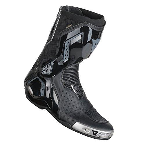 Dainese-TORQUE D1 OUT GORE-TEX Stiefel, Schwarz/Anthrazit, Größe 43 Gore-tex ® - Systeme