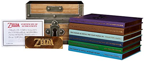 The Legend of Zelda Boxed Set (Video-spiel Lesezeichen)