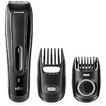 Braun BT5070 – Recortadora de barba con ajuste fino cada 0,5mm: precisión para un estilo deseado