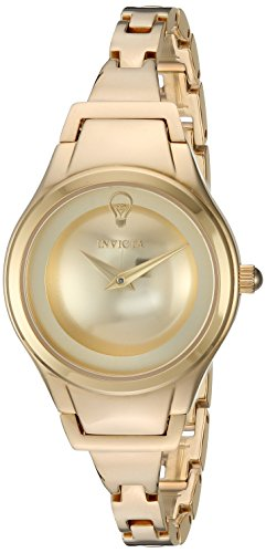 Invicta Women's Analog Quartz Watch with Stainless-Steel Strap 23273