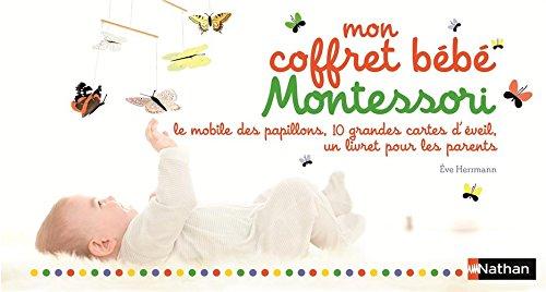 Mon coffret bébé Montessori par Eve Herrmann
