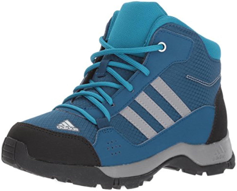 adidas outdoor unisexe enfants hyperhiker k soulier, bleu nuit trois / Gris  trois nuit / mystère de l'essence, nous 2,5 enfants. 11db96