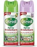 Citrosil Home Protection - Spray disinfettante ml.300 - Presidio Medico Chirurgico - Vere essenze di Agrumi - Elimina fino al 99,99% di batteri - Zero Macchie sui Tessuti