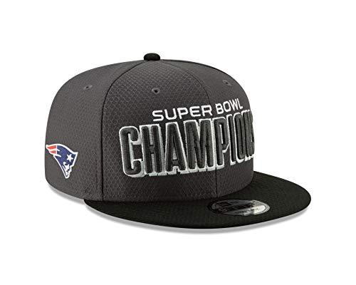 New Era NFL New England Patriots Super Bowl 2019 Parade 9FIFTY Snapback Championship Cap - Patriots Super Bowl-fanartikel