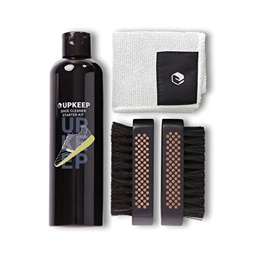 UPKEEP Shoe Cleaner Starter Kit | Sneaker Cleaner | Schuhputzset XL