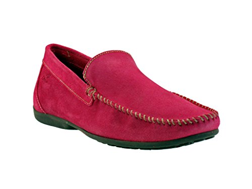 DingobyFluchos Mocassins Dingo 7158-Luxe - 9 Coloris Fuschia