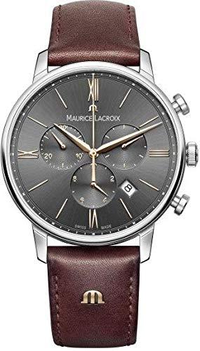 Maurice Lacroix Eliros EL1098-SS001-311-1 Herrenchronograph Swiss Made