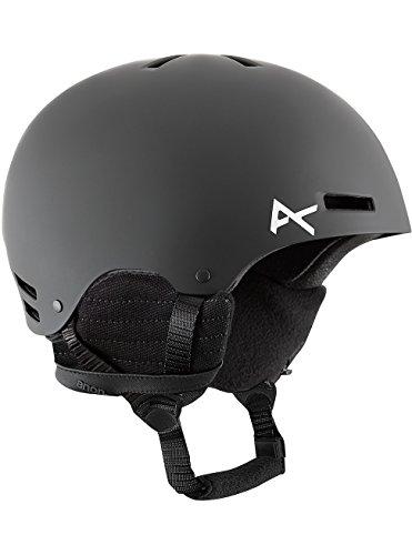 Anon, casco da snowboard bambino rime, nero (black eu), l/xl