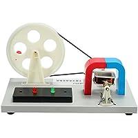 be3dfd4512 MYAMIA Prueba del Experimento Físico del Generador Eléctrico De AC-DC para  La Escuela Secundaria