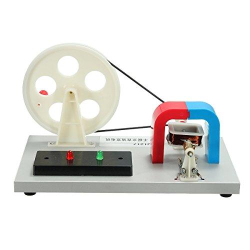 DyNamic Ac-Dc Elektrogenerator Physical Experiment Test Für Die Grundschule