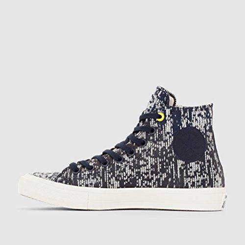 Converse Ct Ii Hi, Sneaker a Collo Alto Unisex – Adulto Fantasia Blu Scuro