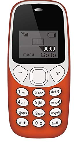 IKALL 1.44 inch (3.65 cm) Display Single Sim Feature Phone - K71 (Red)