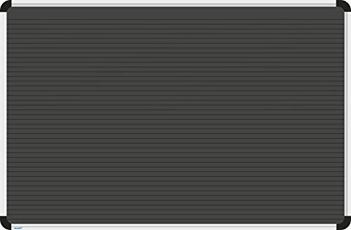Ultradex 1007 Planrecord Stecktafel, 620 x 440 x 22 mm, nutzbare Breite 560 mm, Einstecktiefe 21 mm, schwarz