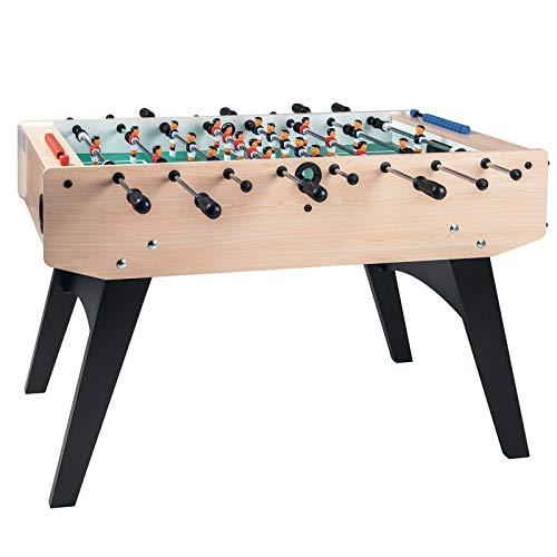 Garlando Unisex's F-20 Football Table, Maple, One Size