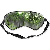 Earth Forest Schlafmaske, lichtblockierend, Memory-Schaum, verstellbarer Riemen, Schlaf-/Schichtarbeit/Nickerchen... preisvergleich bei billige-tabletten.eu