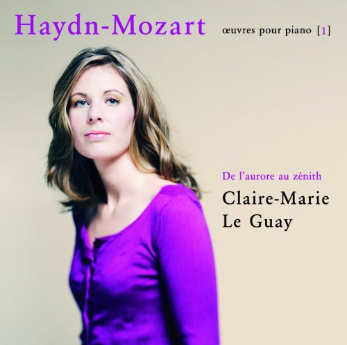 HAYDN - MOZART - Oeuvres pour piano [vol. 1]
