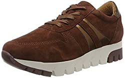 Tamaris Damen 1-1-23741-23 Sneaker, Braun (Castagna/COP. 380), 40 EU