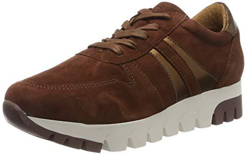 Tamaris Damen 1-1-23741-23 Sneaker, Braun (Castagna/COP. 380), 39 EU
