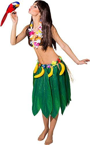 anen zum Hawaii Kostüm - Perfekt zu Südsee oder Hula Party (Jane Tarzan-kostüm)