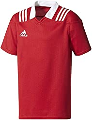 Maillot junior adidas 3-Stripes Rugby