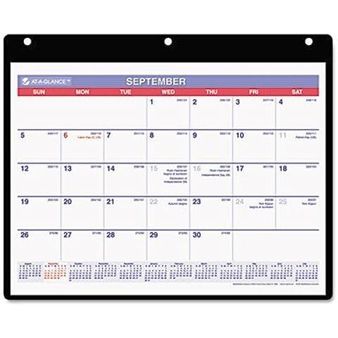 A che avvisa quando la preda è all'anno accademico 2013 e calendario mensile con supporto da parete, in vinile, 27,94 20,95 (11 x x cm (8,25