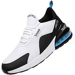 SINOES Air Zapatillas de Deportes Mujer Zapatos Deportivos Running Zapatillas para Correr Ligero y con Estilo