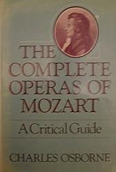Complete Operas of Mozart