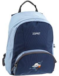 ESPRIT ESSB 114003 B PRI School Backpack Sport, Ufo/Primary, ca. 36 x 14 x 24 cm, blue