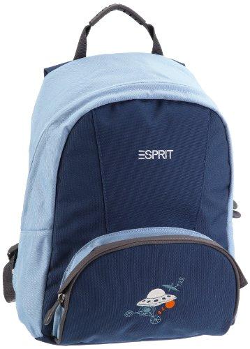 """Esprit ESSB 114003 B PRI Zaino """"ufo"""" ca. 36x14x24 cm, colore: Blu"""