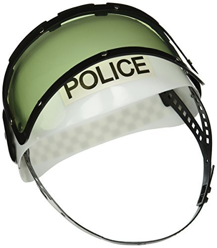 Jacobson Hat Company Child's Police Helmet by Jacobson Hat Company (Jacobson Hat)