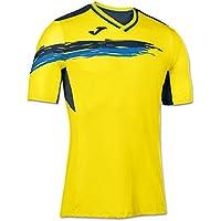 Joma Camiseta picasho Tenis Amarillo m/c para Hombre
