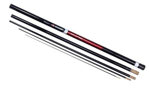 SHAKESPEARE Omni Steck-Angelrute schwarz schwarz 7 m